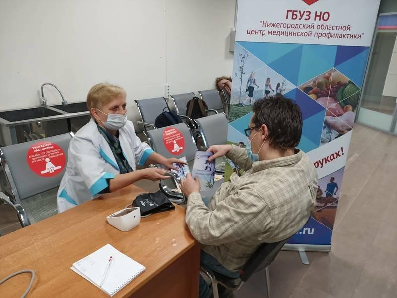 Нижегородские поликлиники организовали массовые приемы пациентов-«сердечников»