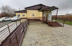 Под Новосибирском достраивают фельшерско-акушерский пункт