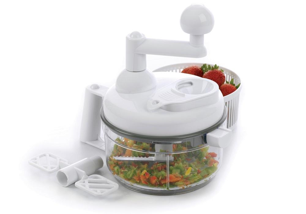 Преимущества измельчителей для овощей и фруктов
