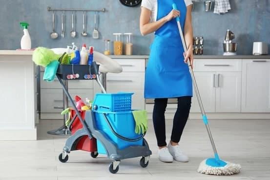Преимущества клинингового сервиса для уборки квартир