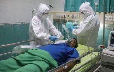ВОЗ: до 1 декабря еще 236 тыс. человек умрут от COVID в Европе
