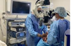 Ставропольские врачи выполняют микрососудистые операции онкобольным