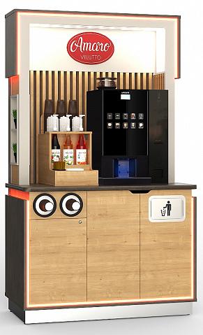 Особенности кофейни самообслуживания