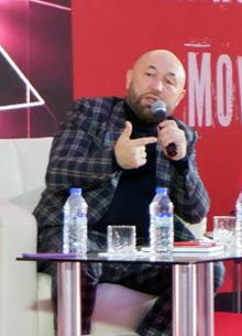 Тимур Бекмамбетов представил Screenlife на Ташкентском кинофестивале