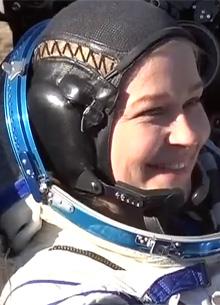 Российские кинематографисты вернулись из космоса на Землю