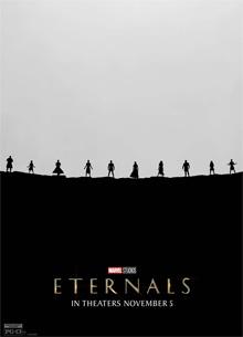 """Появились первые отзывы на фильм Marvel """"Вечные"""""""