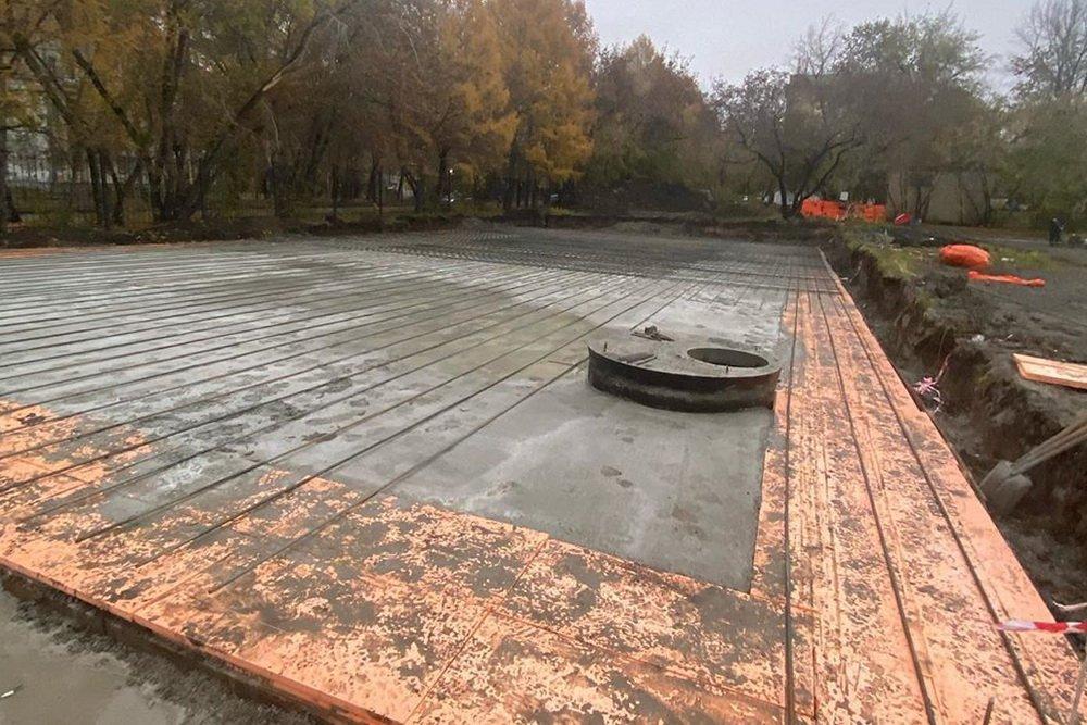 В Новосибирске начали строить новый корпус онкодиспансера